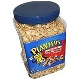 Planters Unsalted Dry Roasted Peanuts 38 Ounce Value Jar