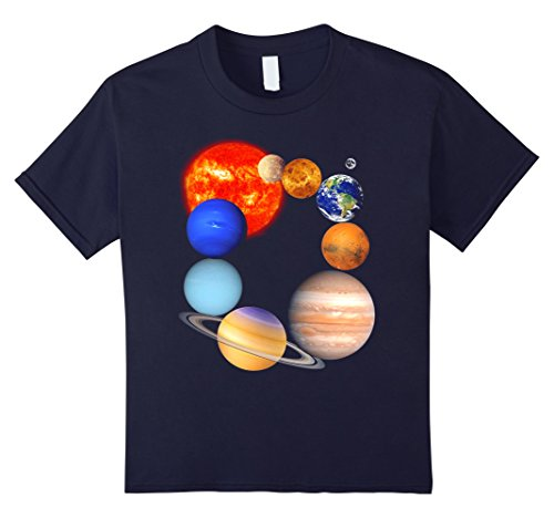 kids-planets-of-the-solar-system-and-the-sun-tees-shirt-4-navy