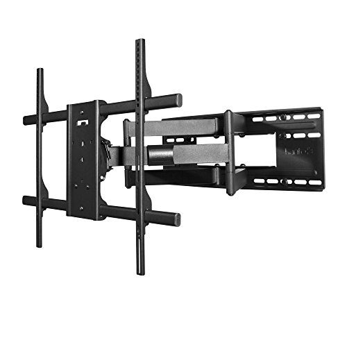 Kanto FMX3 Full Motion TV Wall Mount - Supports 40-90 inch Television Monitors - Superior Quality and Safety (Tv Wall Bracket 80 compare prices)