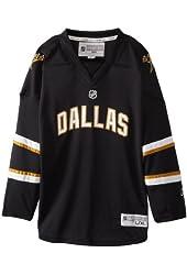 NHL Dallas Stars Team Color Replica Jersey - R58Hwbii Youth