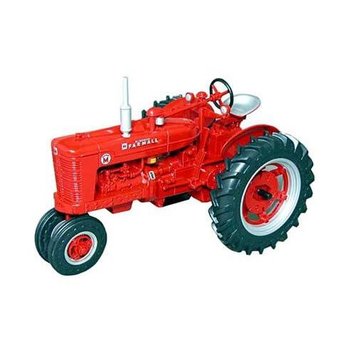 Harvester Farmall Super MTA Diecast Tractor Farm Toy 1:16 Scale