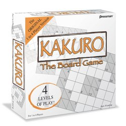 Kakuro the Board Game