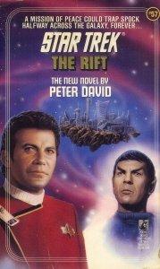The Rift (Star Trek, Book 57), Peter David