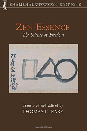 Zen Essence (Shambhala Dragon Editions): The Science of Freedom