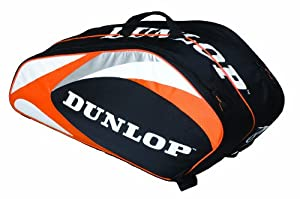 Buy Dunlop Sports Club 6 Racquet Tennis Bag by Dunlop Sports