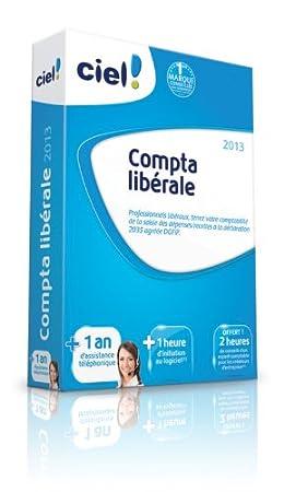 Ciel Compta Libérale 2013 + 1 an d'assistance téléphonique
