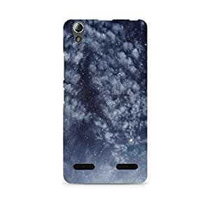 TAZindia Printed Hard Back Case Cover For Lenovo A6000