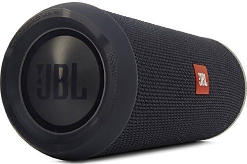【国内正規品】JBL FLIP3 ポータブルワイヤレススピーカー IPX5防水機能 Bluetooth対応 ブラック JBLFLIP3BLK