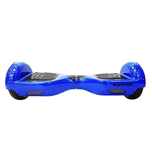 Swagway X1 Hands-Free Smart Board, Blue