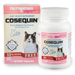 COSEQUIN COSEQUIN FOR CATS, 55 TAB