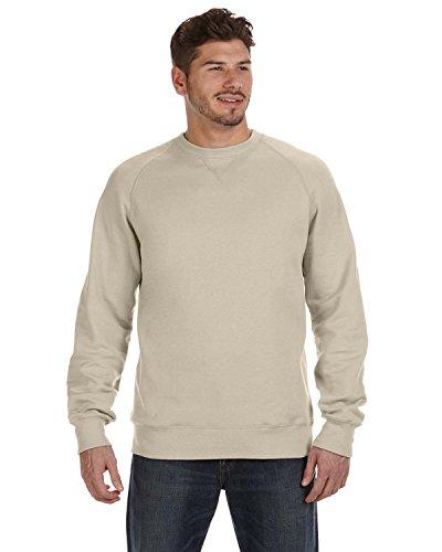 hanes-maglione-maniche-lunghe-uomo-vintage-khaki-xx-large