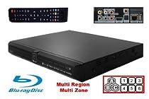 Seiki Multi Region BluRay DVD Player (120 - 240 V)