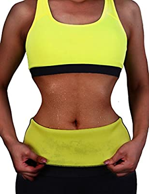 3-5 Day Delivery Hot Tummy Belt Waist Slimming Fitness Trimmer Sport Girdle