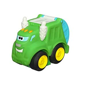 Tonka Chuck & Friends Racin' Rowdy The Garbage Truck