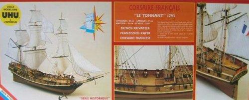 Soclaine - Maquette - Le Tonnant