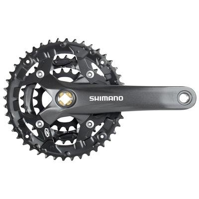 Buy Low Price Shimano Acera Square Taper Mountain Bicycle Crankset – FC-M391 (B005HM9P4S)