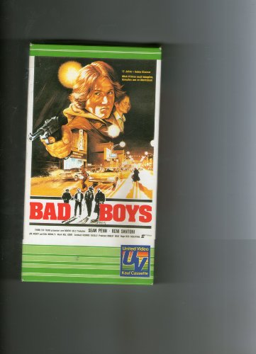 Bad Boys [VHS]