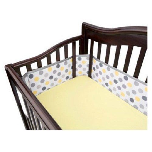 Gray Chevron Baby Bedding 6636 front