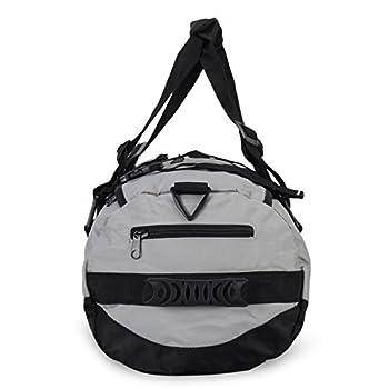 Hynes Eagle Gray Sports Duffel Cross Body Bag Casual Gym Bags 2