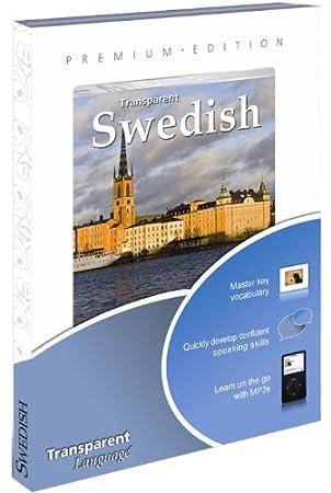 Transparent Swedish Premium