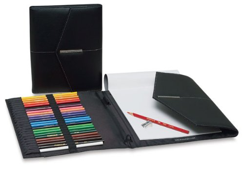Prismacolor Premier 15-piece Colored Pencil Portfolio Art Set