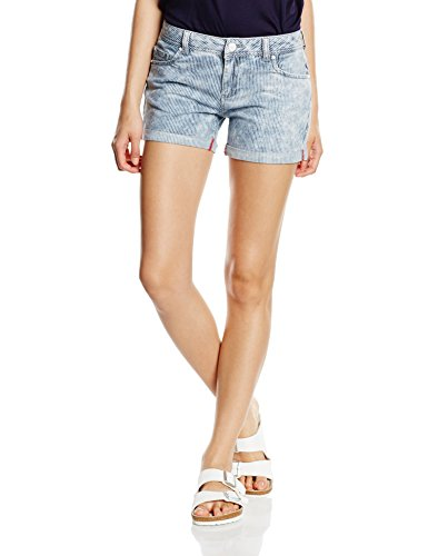 Silvian Heach Denim Ricenzo, Shorts Donna, Fant.Denim, 27