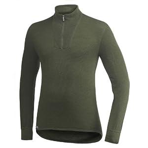Woolpower® Pullover, grün 400 g/m², Größe L  BaumarktKritiken und weitere Informationen
