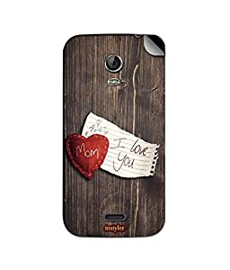 instyler MOBILE STICKER FOR MICROMAX CANVAS TURBO MINIA200