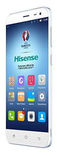 Hisense Smartphone D2 , Bianco