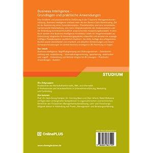 Business Intelligence - Grundlagen und praktische Anwendungen: Eine Einführung in die IT-