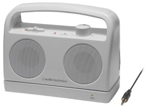 audio-technica SOUND ASSIST デジタルワイヤレススピーカーシステム AT-SP760TV