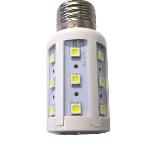 Vip-Opto 4W 110V 24Pcs 5050 Smd E27 Led Corn Light C White Color