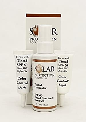 Solar Protection Formula SPF 60 Tinted Concealer