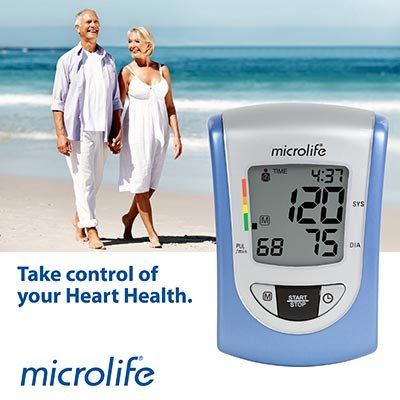 Cheap Microlife Deluxe Automatic Blood Pressure Monitor (B007K9BQTI)