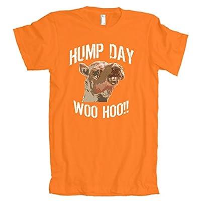 hump day woo hoo camel face American Apparel T-Shirt