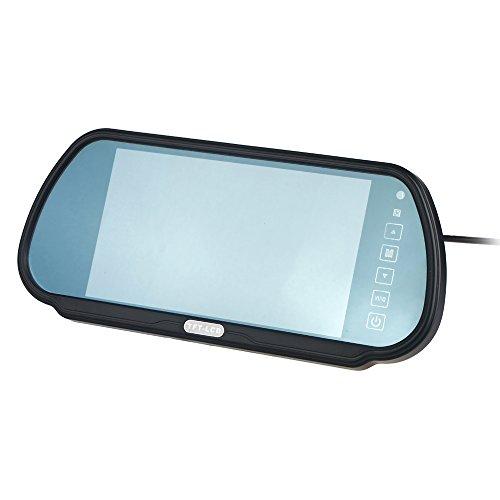 """7"""" Tft Lcd Screen Car Rear View Backup Parking Mirror Monitor"""