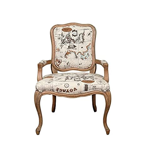HTdeco - Louis XV armchair in oak