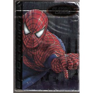 Spiderman 3 Playing Cards - 1