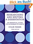 Researching & Writing a Dissertation:...