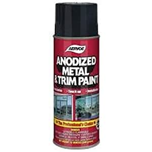 aervoe 16 oz anodized metal trim spray paint