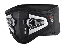 EVS Sports BB04 Impact Kidney Belt (Black, Medium)