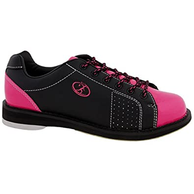 Best Black and Pink Bowling Shoes for Women