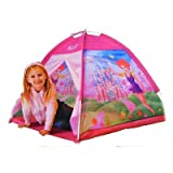 Indoor Outdoor Play Tent Girls KIds Childrens Fun Pink Fairy Pop Up Tent