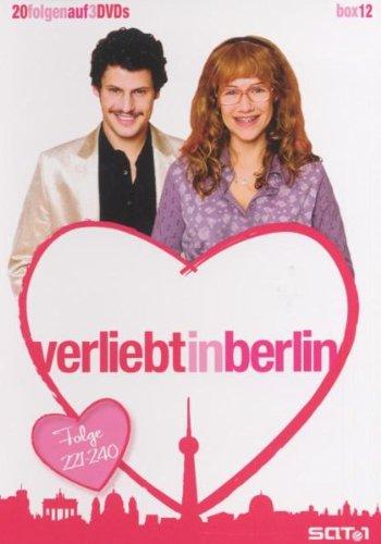 Verliebt in Berlin - Box 12, Folge 221-240 (3 DVDs)