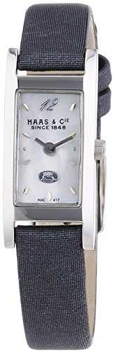 Haas & Cie Damen-Armbanduhr FINA
