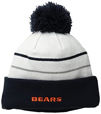 NFL Chicago Bears 2014 Thanksgiving Fan Beanie, One Size