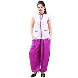 Vastra Vinod Women's Casual Wear Loveable Cotton Ethnic Set