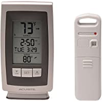 AcuRite Wireless Weather & Intelli Time Clock Station