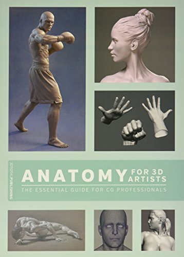 Anatomy for 3D Artists: The Essential Guide for CG Professionals (3d Modeling compare prices)