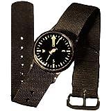 Cammenga Tritium Wrist Compass w/Black Wrist Band - J582T